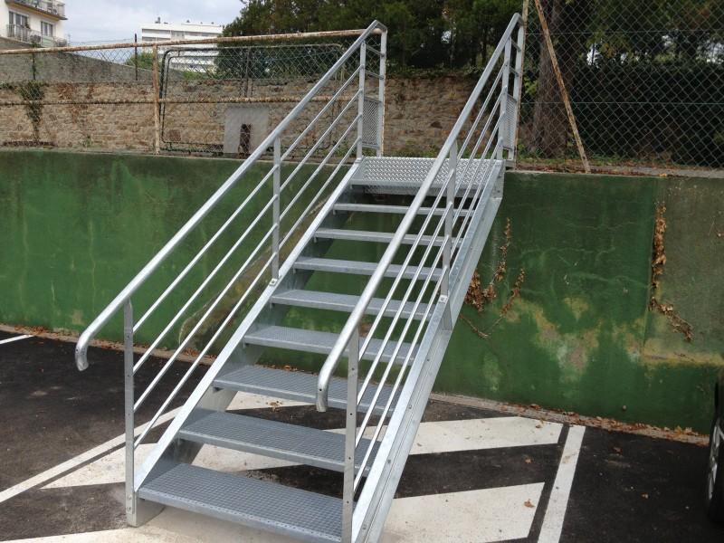 escalier exterieur metal pas cher 28 images d 233